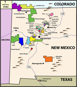 Map Of Texas New Mexico And Colorado.Who We Serve Aastec